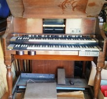 Aeolian Hammond player Organ